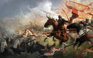 The Battle 1683 by wildheadache