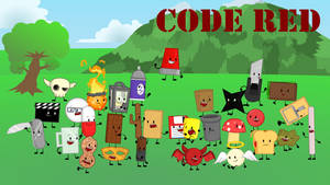 Code Red characters! by tehTTGuy