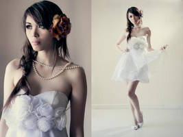 Fleur Princesse IV by badlydrawndoll