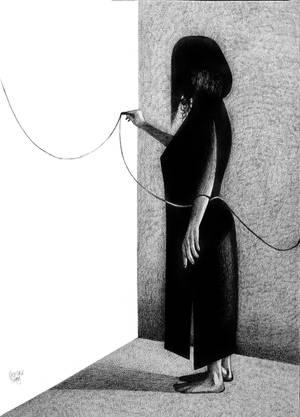 Drawing by RedTweny