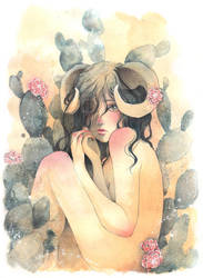 Aries --SOLD-- by Victoria-Rivero