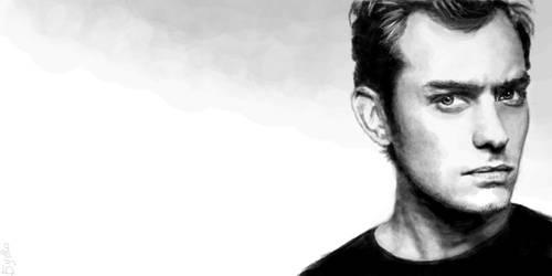 Jude Law by buketGvozdei