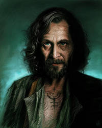 Sirius Black by mindofka
