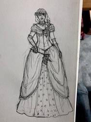 Winter Palace Design: Mira by TheLadyOfBlack
