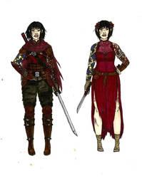 Zenith-III: Yumi Darklynn by TheLadyOfBlack