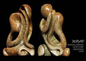 Sensual Odyssey by sculptin