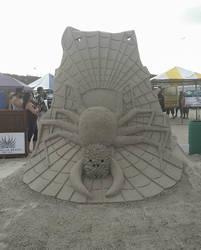 DreamCatcher Spider by sculptin