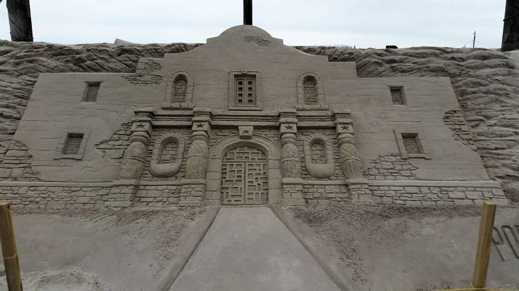 The Alamo by sculptin