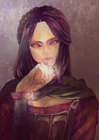 Serana/skyrim by RiinomS