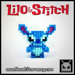 Stitch by VoxelPerlers