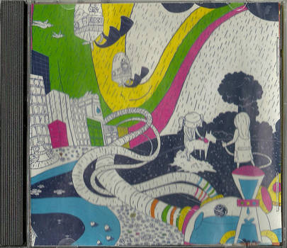 Custom CD 016: Front by daredevinho