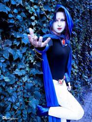 Raven Cosplay 5 by daredevinho