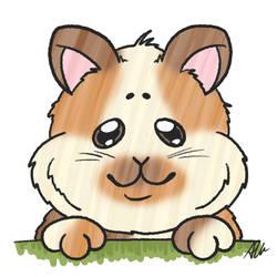 Guineapig or hamster? by anineko