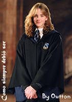 Hermione in Ravenclaw by AndreaTn