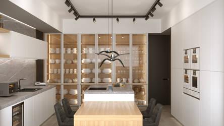 Kitchen Design by AlfonsoPerezAlvarez