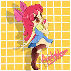 Hi, I'm Applebloom!! by 7Tuchi