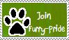 FurryPride Club Stamp by Furry-Pride