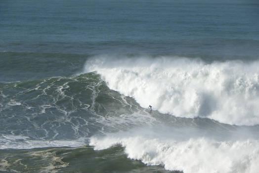 Nazare Surf by Klasw