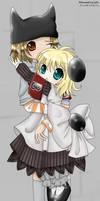 Childhood Friends by AnimeKittyCafe