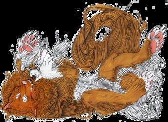 Gen the werewolf by lonespirits