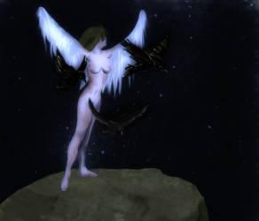 Light as a Feather by Akouma