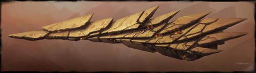 Polygon warships by bluerainCZ