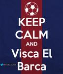 Visca El Barca! by Tsiklauri6