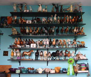 Model Horse Collection by KLK-Photography