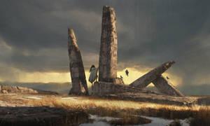 Ruins by kristmiha