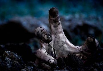 Zombie 1 by pophipi