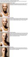 Basic Portrait Lighting by KissMyHuman