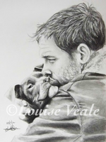 Tom Hardy by Louise-Veale