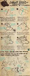 Wolf Head- TUTORIAL by soas95