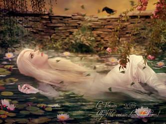 Ophelia by la-voisin