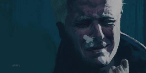Bladerunner Digi-Painting by Alec-M