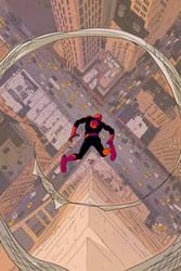 Spiderman Colors by Alec-M
