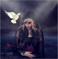 The Holy Spirit by vivi-art