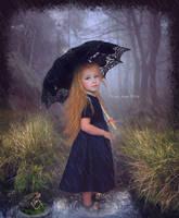 Rain by vivi-art