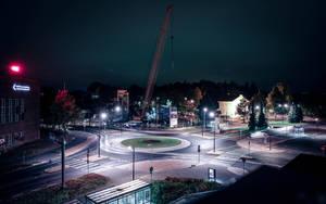 Midnight city by RasmusLuostarinenArt