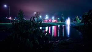 Night-time source by RasmusLuostarinenArt