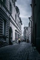 Old town by RasmusLuostarinenArt