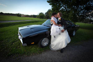 Bride and Groom 2 by RasmusLuostarinenArt
