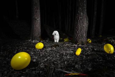 Milo`s fairytale by RasmusLuostarinenArt