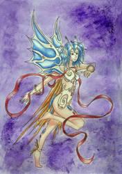 euforia fairy by viktes