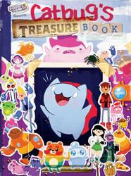 Catbug's Treasure Book by Pennance