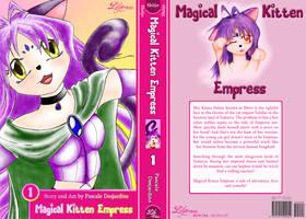 Magical Kitten Empress by silverluna