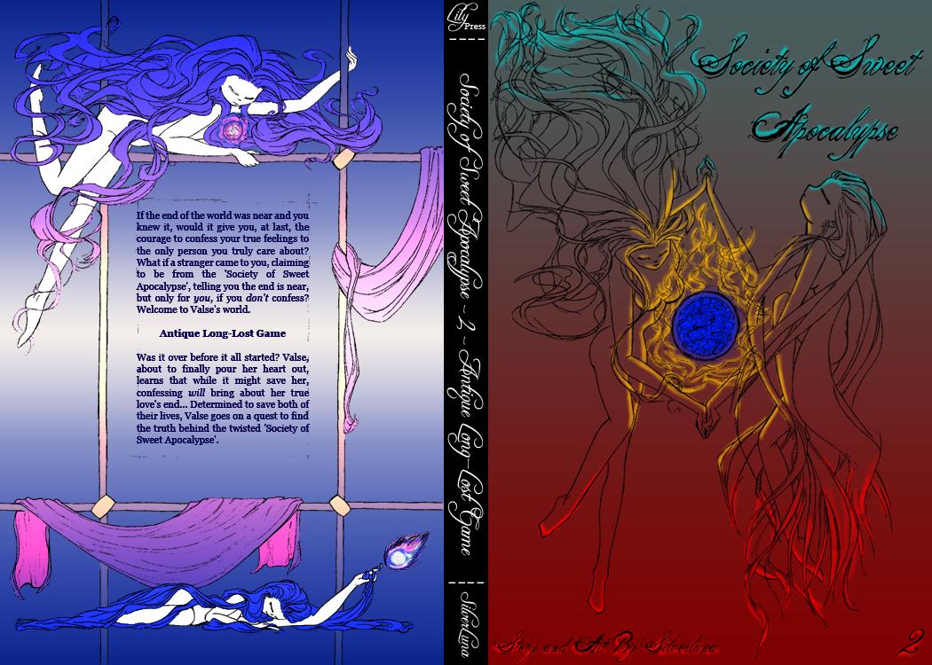 Society of Sweet Apocalypse by silverluna