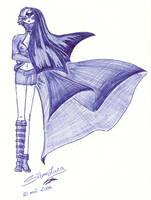 Aria by silverluna