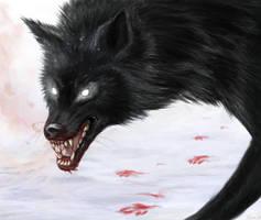 The Black Shepherd by Nazzirithe