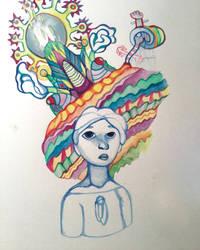 Positively Psychedelic by SparkleLand